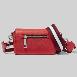 Marc Jacobs♥️NEW♥️slim crossbody bag red